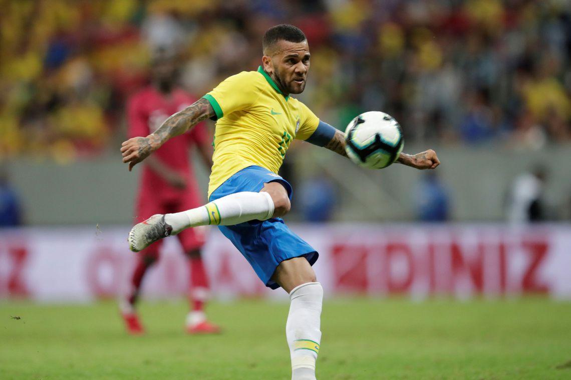 Brasil vence Catar por 2 x 0 em amistoso em Brasília