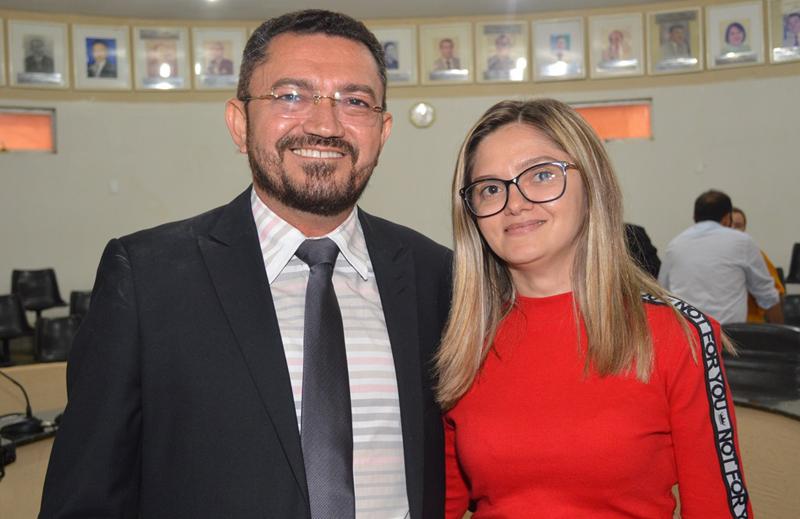 Secretária do Meio Ambiente Maria Santana se filia ao PT de Picos