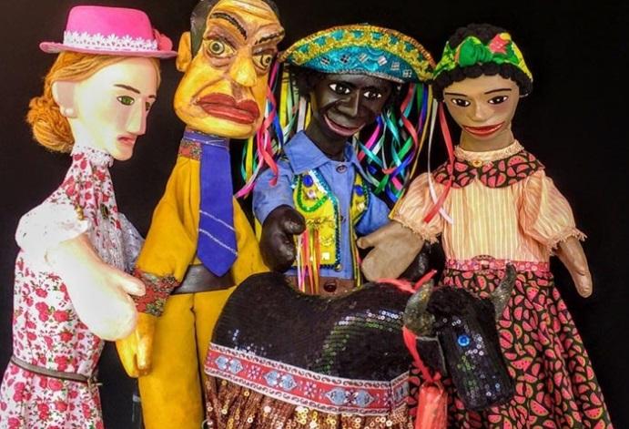 Teresina recebe festival internacional de bonecos