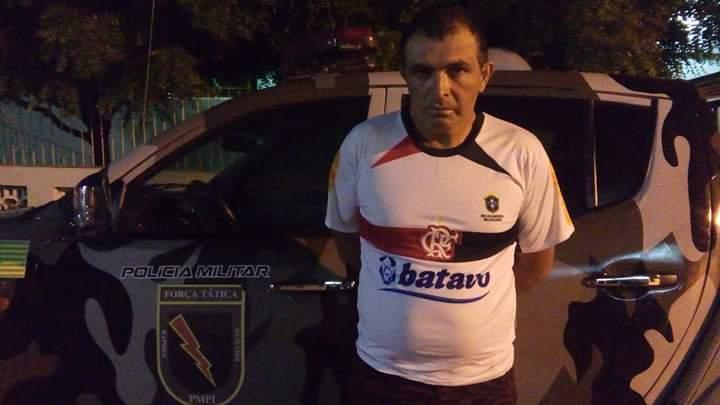 Fugitivo de presídio de Sergipe é preso após serie de furtos em hotéis no Piauí