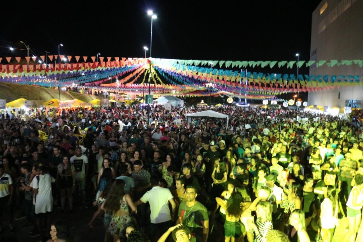 Cidade Junina 2019 contará com apresentações culturais e shows gratuitos