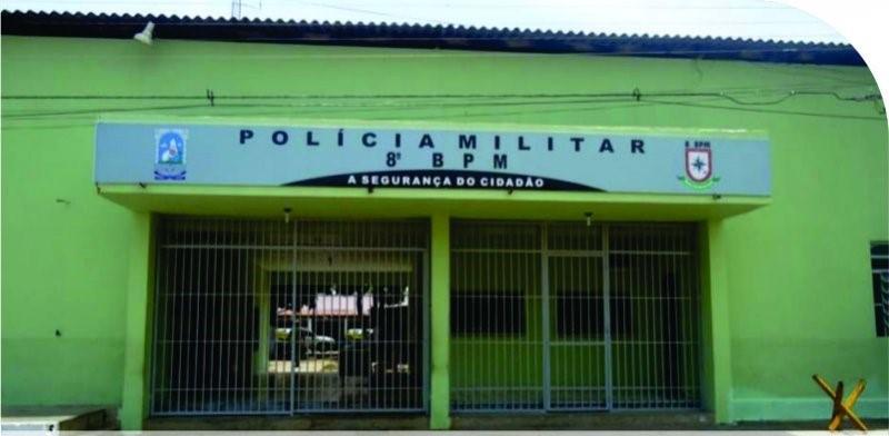 Bandidos usando farda da PM arrombam caixa eletrônico em Teresina