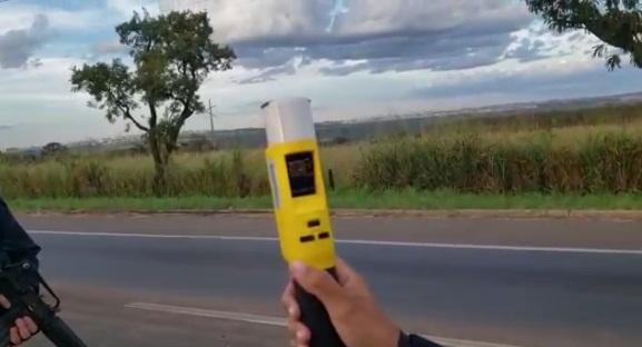 Novos bafômetros começam a ser usados em todas as rodovias do PI