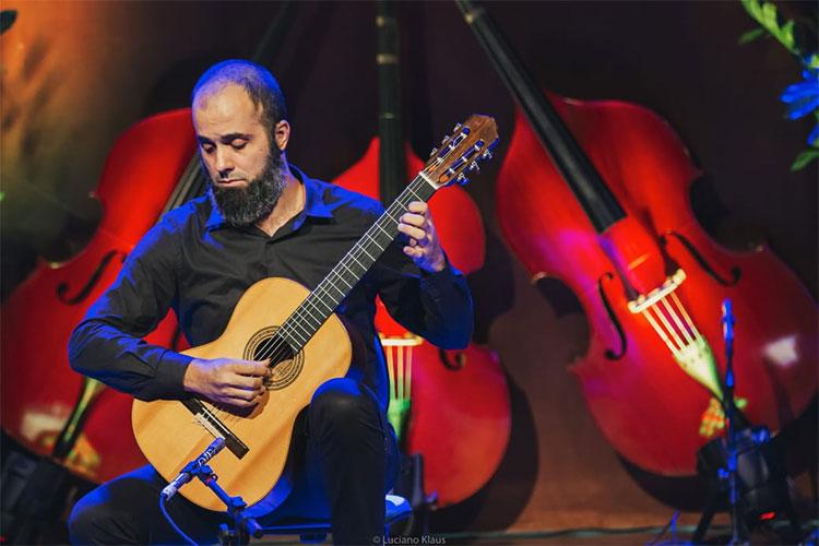 Festival Nacional de Violão será lançado hoje (14/06) no Palácio da Música em Teresina