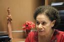 Regina Sousa pede que Embrapa seja parceira contra agrotóxicos