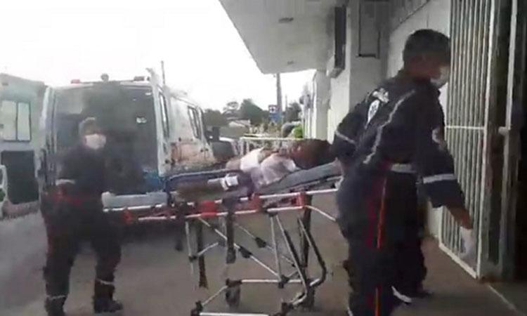Homem é esfaqueado em cais na cidade de Floriano-PI