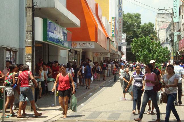 Confira o funcionamento do comércio em Teresina durante o feriado de Corpus Christi