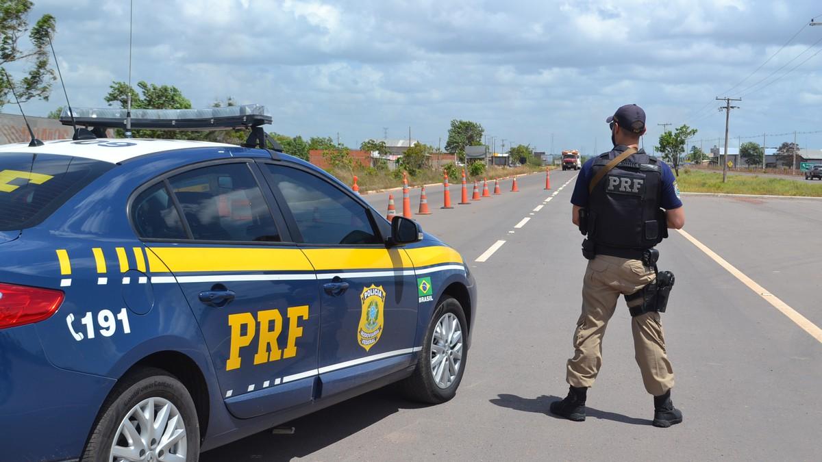 PRF prende campomaiorense com dois mandatos de prisão em aberto