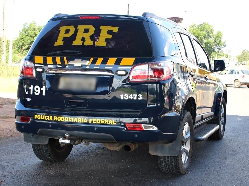 Homem acusado de homicídio e tráfico é preso em Teresina pela PRF-PI