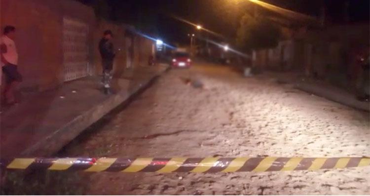 Foragido da justiça é assassinado a tiros na zona norte de Teresina