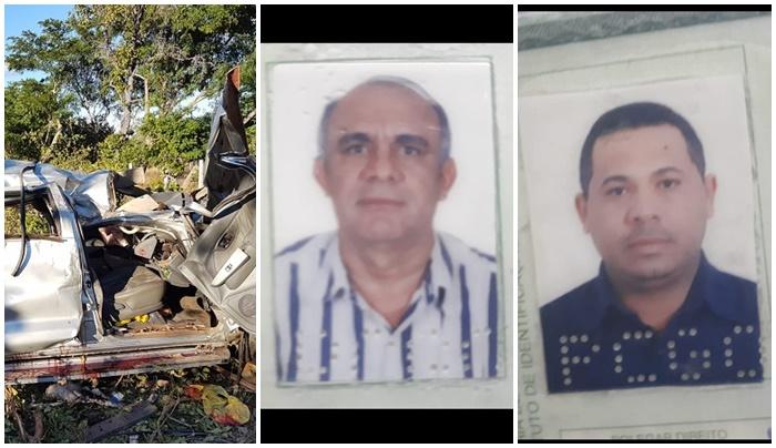 Grave acidente deixa duas pessoas mortas na BR 343 no Sul do Piauí