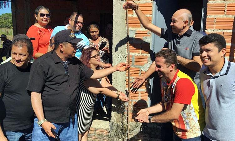 Zona rural de Altos (PI) recebe sistema de abastecimento de água