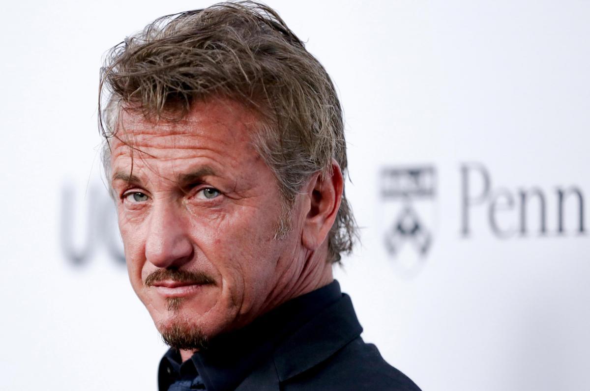 Ator americano Sean Penn vai dirigir e atuar ao lado de seus filhos em novo filme