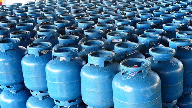 Petrobras anuncia redução de 4,4% no preço médio do botijão de gás