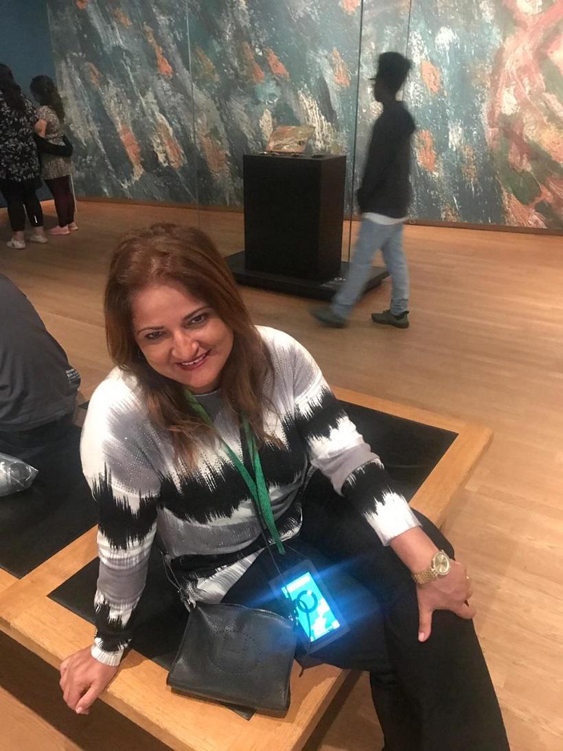 Minha visita ao Museu de Van Gogh