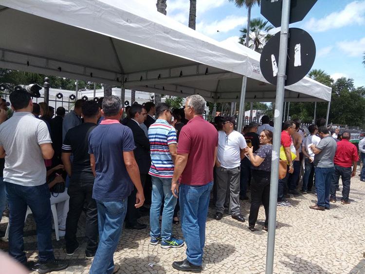Polícia Civil do Piauí segue em greve por tempo indeterminado