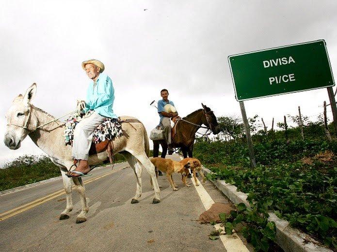 Perícia do Exército para definir áreas de litígio na divisa entre Ceará e Piauí deve durar 12 meses