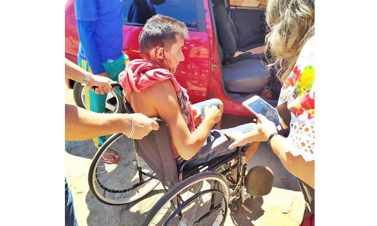 Homem é baleado em tentativa de assalto no município de Caxingó