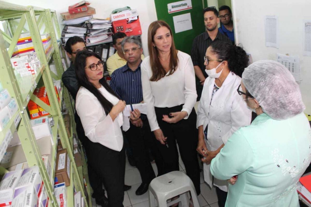 Vistoria constata falta de equipamentos e déficit de R$ 50 mil em hospital de Bom Jesus