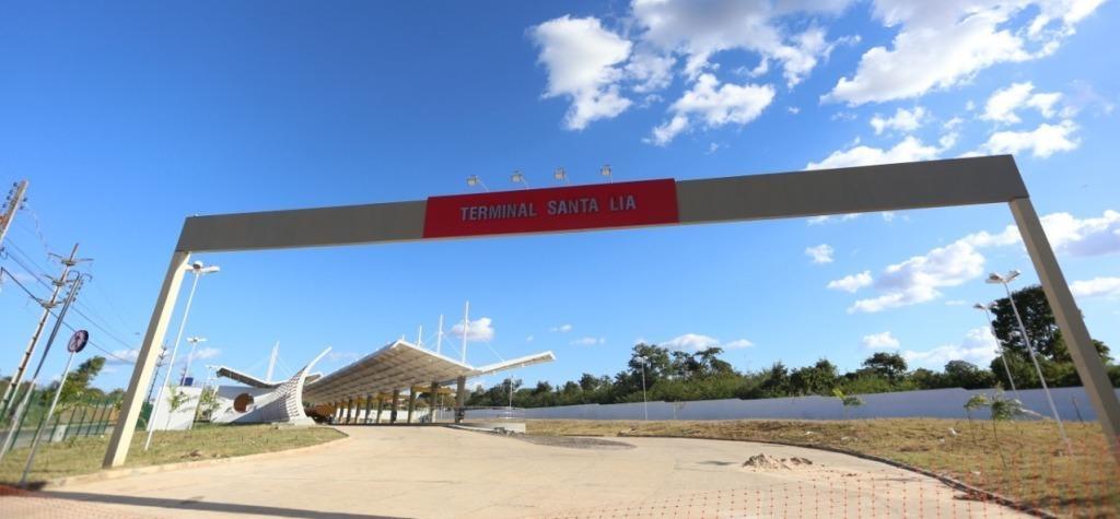 Novo terminal da zona Leste será inaugurado no dia 13 e vai atender a 37 bairros