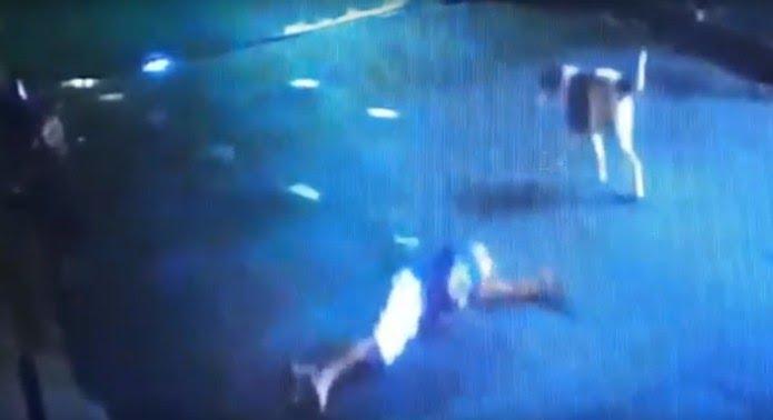 Vítima de assalto é baleada por trás de quartel da PM em Floriano