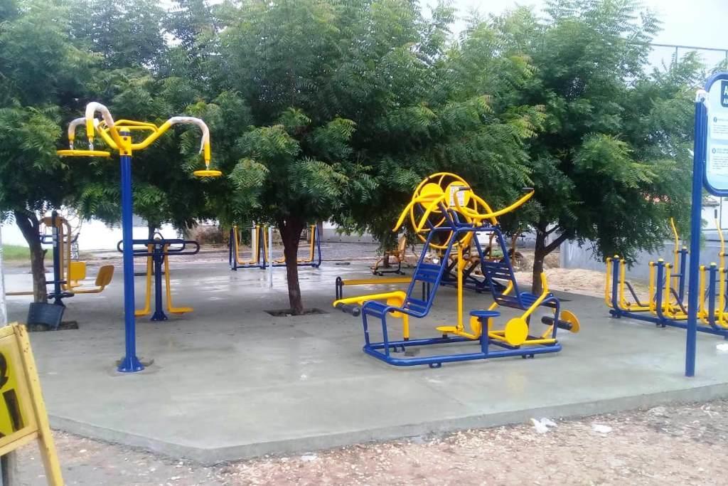Serão instaladas 40 academias populares na zona sul de Teresina