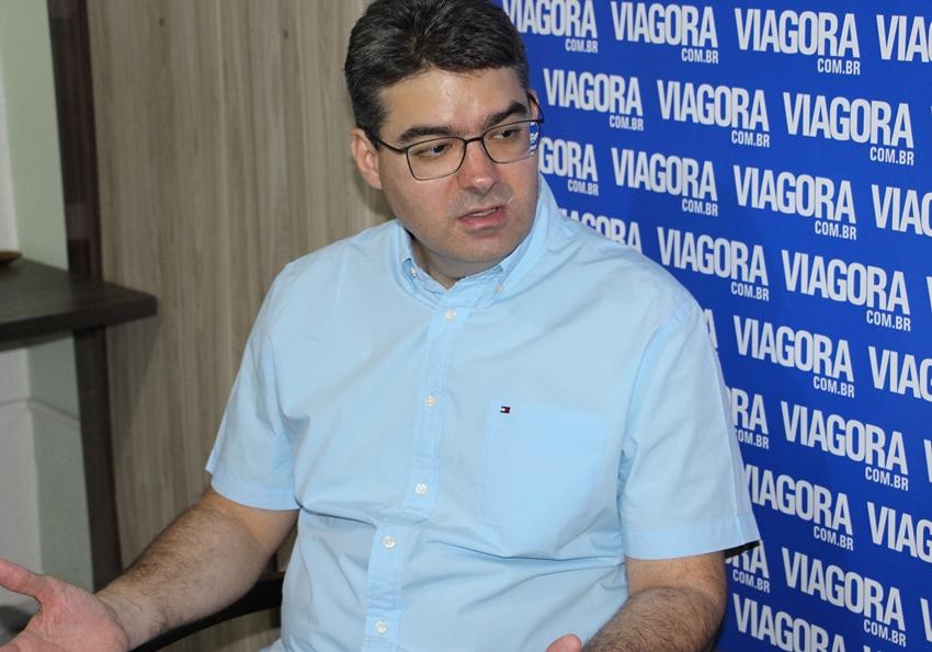 """""""Vivemos um caos"""", diz Luciano Nunes sobre situação do estado"""