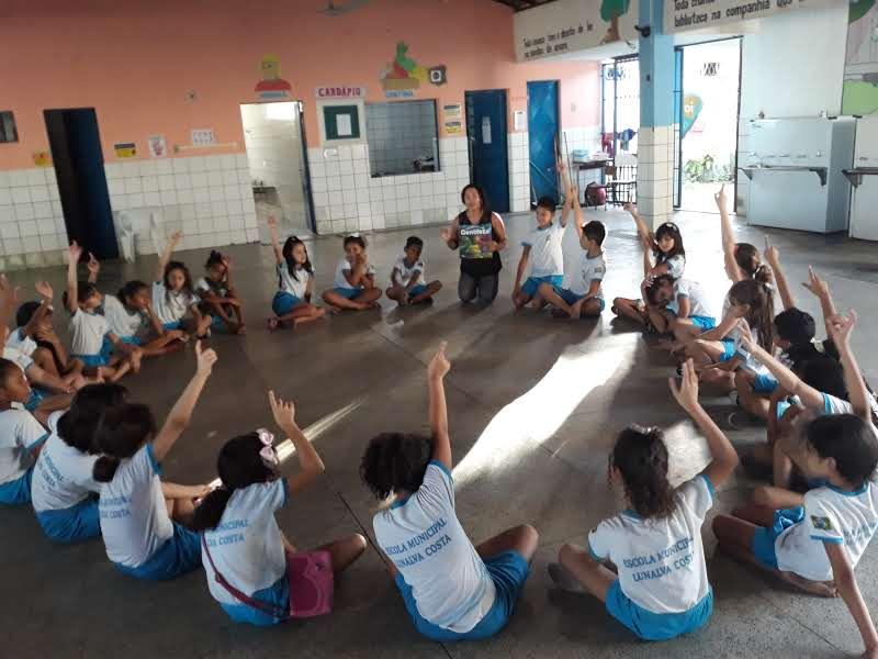 Projeto educativo trabalha conteúdos do currículo escolar com foco na inclusão