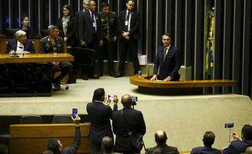 Bolsonaro rebate críticas a indicação de filho para embaixada dos Estados Unidos