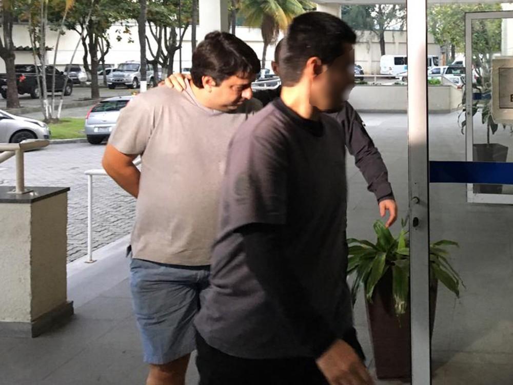 Empresário piauiense é preso por envolvimento com a milícia do Rio de Janeiro
