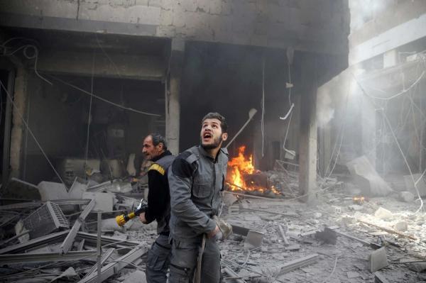 Síria: