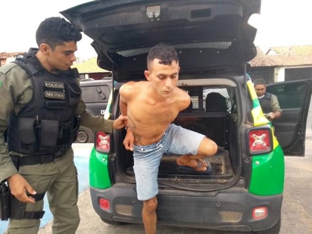 Eletricista é preso acusado de tráfico de drogas em Parnaíba
