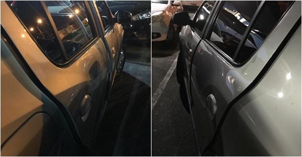 Família tem carro furtado em estacionamento do supermercado Extra em Teresina
