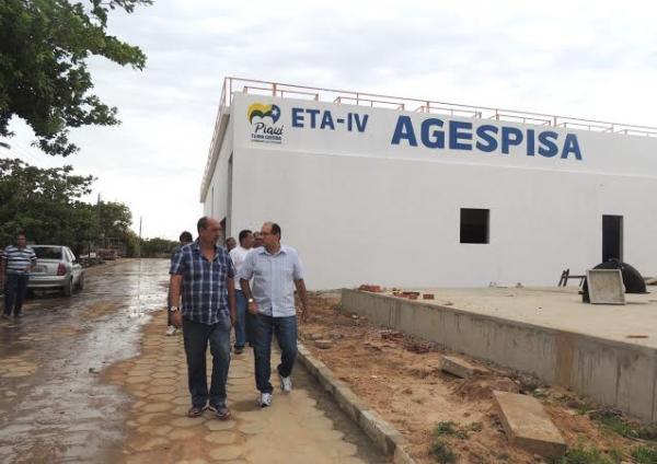 Agespisa suspende abastecimento de água em alguns bairro de Parnaíba nesta quinta (18)