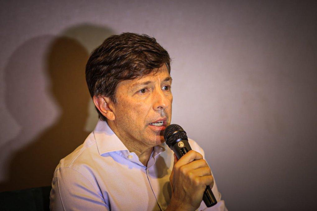 Em entrevista, João Amoêdo fala de eleições no Piauí e diálogos de Sérgio Moro