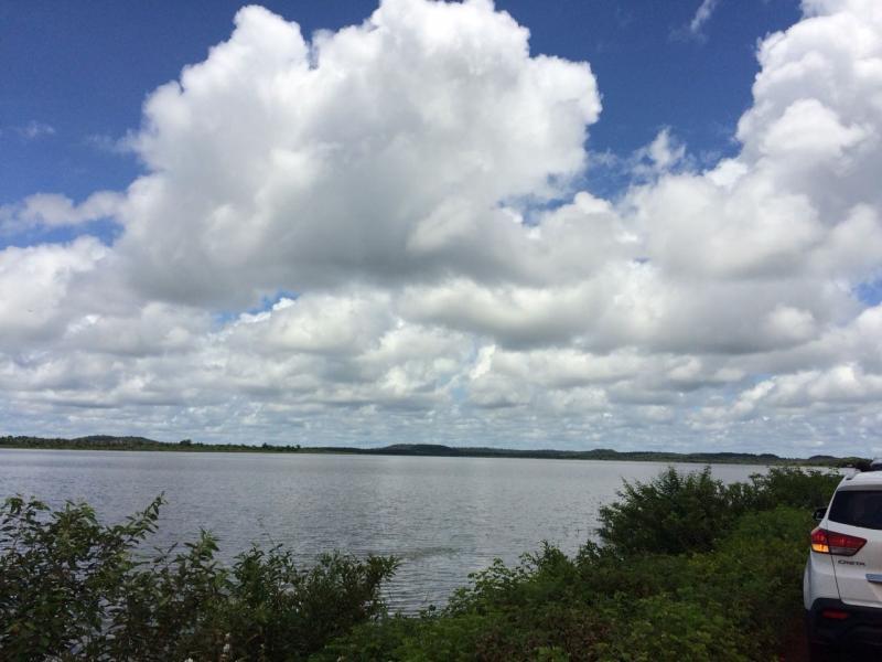 Barragem ameaça romper no Piauí e famílias são retiradas de locais de risco