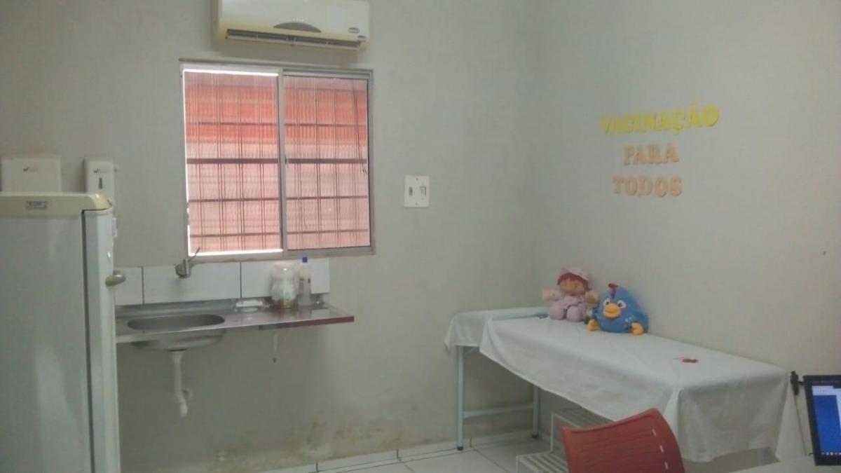 Secretaria de Saúde de Picos abre mais uma sala de vacinação
