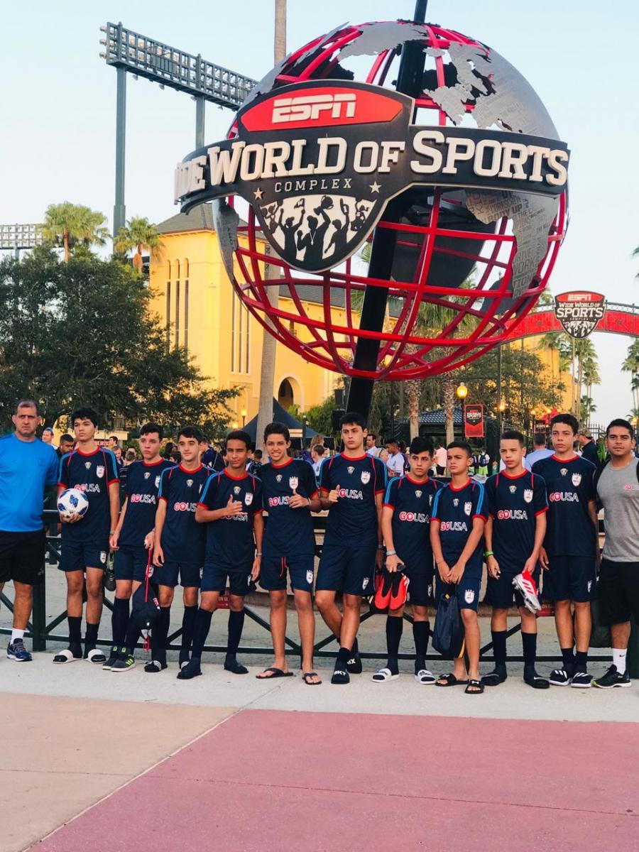 A Força da Notícia: GO USA Disney Cup 2019 – O maior torneio de futebol dos EUA para jovens