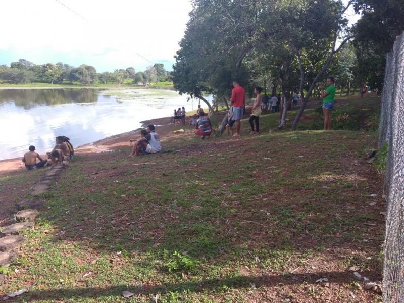 Homem 'desaparece' ao cair em lagoa na zona Rural de Altos