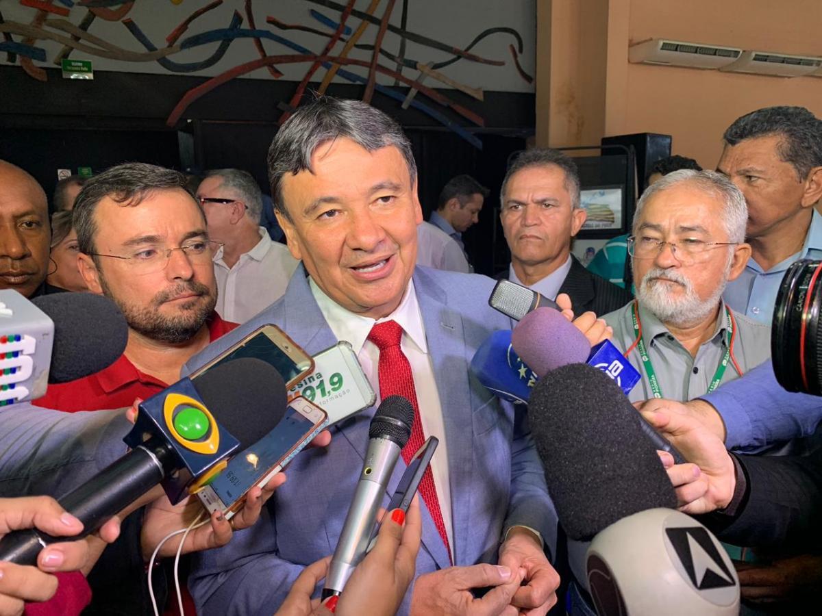 Depois de fala sobre governadores do Nordeste, Wellington Dias pede relação respeitosa a Bolsonaro