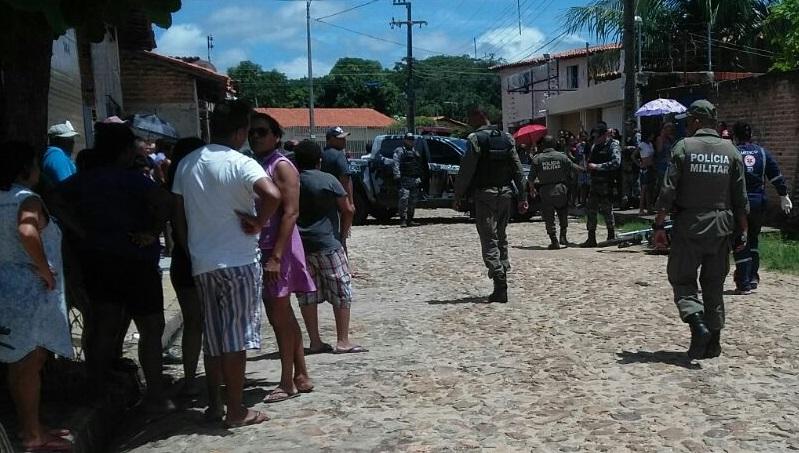 Assaltante é morto a tiros no São Joaquim