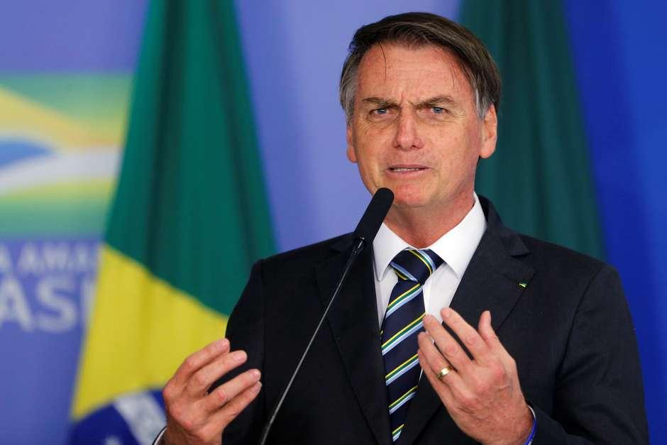 Bolsonaro diz que governo da Bahia não autorizou presença de PM