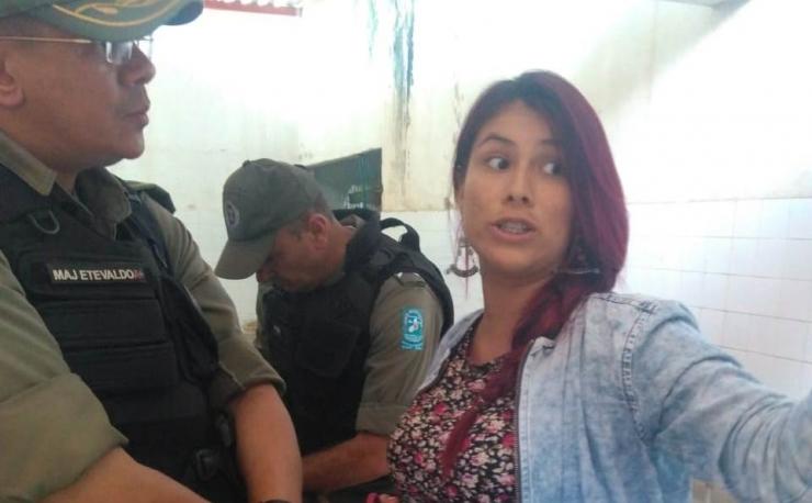 Colombiana é detida em Campo Maior explorando jogo de azar com mais 30 garotas