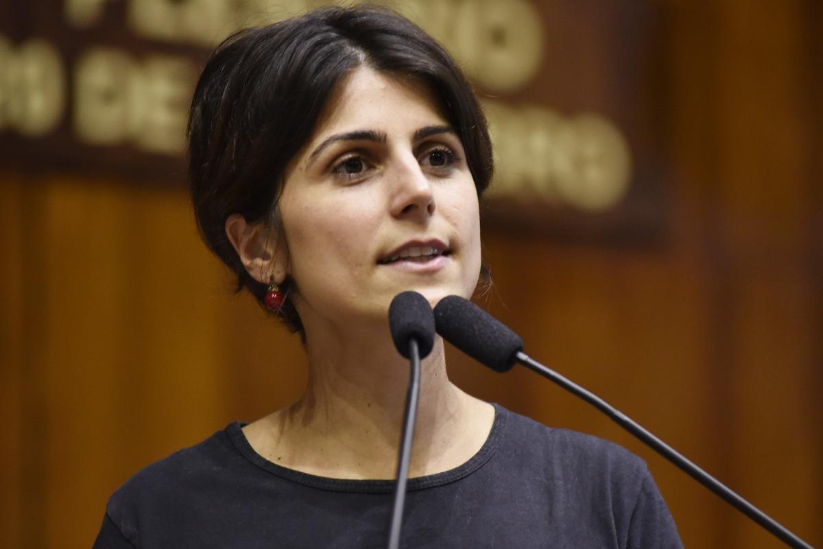 Manuela D'Àvila deverá prestar depoimento á Polícia Federal