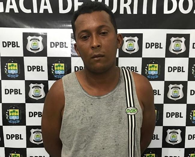 Polícia Civil prende homem acusado de homicídio em Buriti dos Lopes