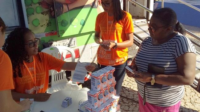 Equatorial realiza troca de geladeiras e lâmpadas em Floriano