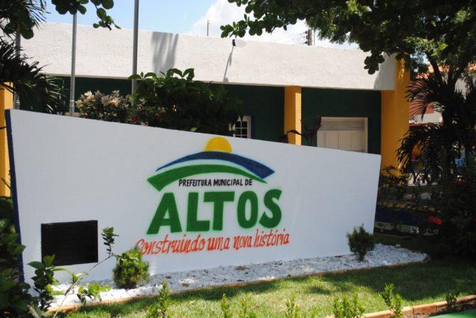 Prefeitura de Altos abre concurso com salários que chegam a 4,5 mil reais