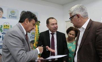 Agência Francesa tem interesse em financiar programas no Piauí
