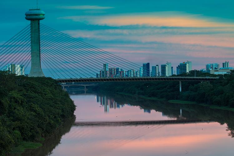 Mirante da Ponte Estaiada será fechado até quarta (07)