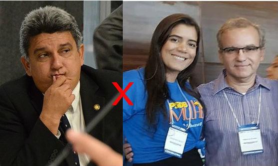 Joninha muda de partido e PSDB pedirá cassação do vereador por 'infidelidade partidária'